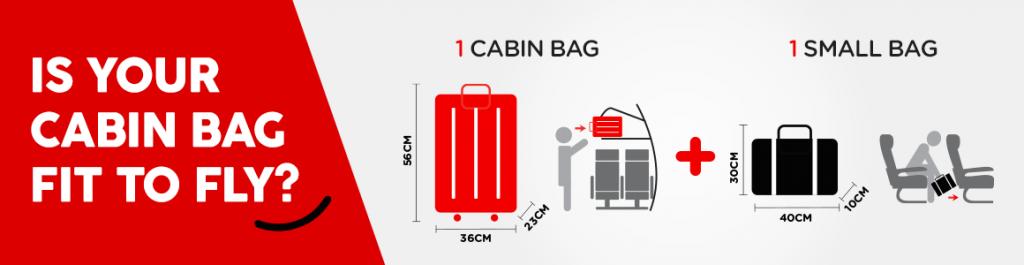 bagasi di kabin