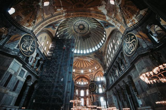 travel ke istanbul