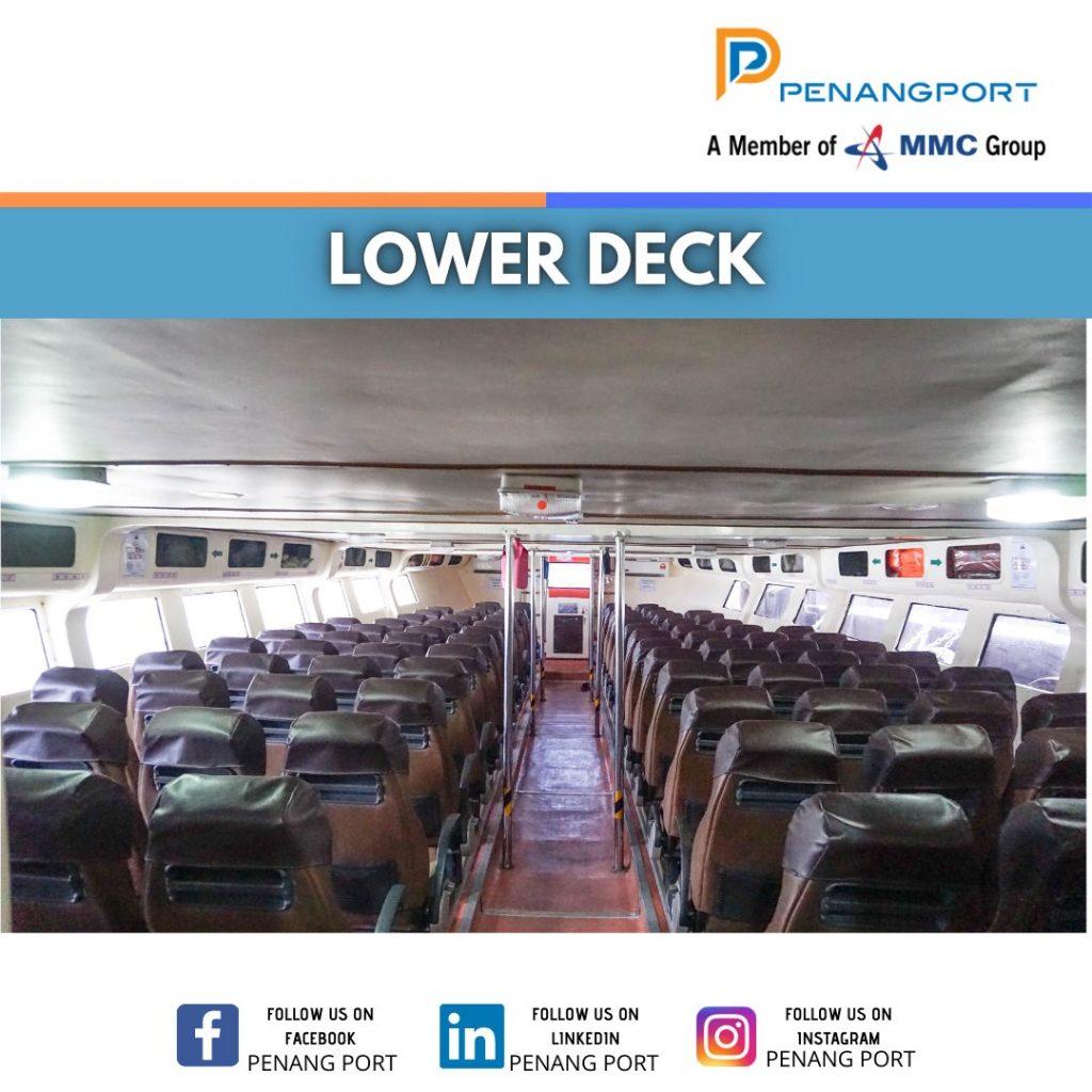 ferry penang percuma