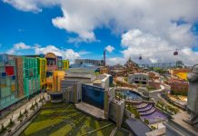 Genting Skyworlds Theme Park