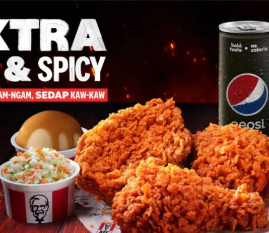 Extra Hot And Spicy